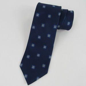 Brooks Brothers Blue Silk Necktie